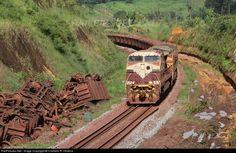 Foto RailPictures.Net: EFC 9022 EFC - Estrada de Ferro Carajás GE C44-9W (Travessão 9-44CW) em Parauapebas, Pará, Brasil por Cristiano R. Oliveira