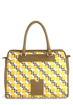 769df29ee3 the pattern on this bag is very cute. Orla Kiely Floating Flowers Bag