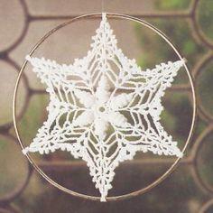 FREE PATTERN ~ Snowflake