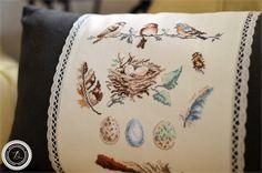 Giedružės valdos: Birdie pillow