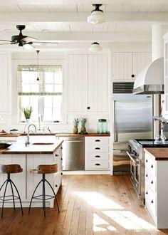 Farmhouse kitchen ideas (19)