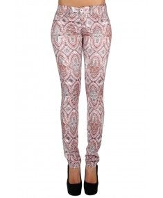 Philipp Plein - 'Colourful' Jeggings - Highlight your legs with these all over printed jeggings which you can match with a simple top and a jacket to create a cool look. Designer Jeans For Women, Designer Clothes For Men, Women's Leggings, Jeggings, Leggings Are Not Pants, London Clothing Stores, Latest Fashion Design, Luxury Dress, Trousers Women