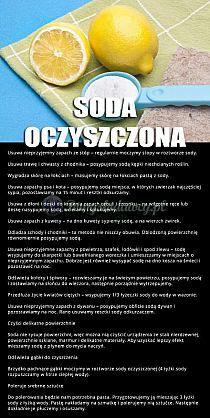 soda oczyszczona