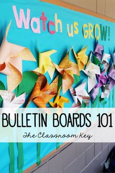 Bulletin Boards Design tips to take your classroom decor to the next level Creative Bulletin Boards, Bulletin Board Design, Classroom Bulletin Boards, Autism Classroom, Special Education Classroom, Preschool Bulletin, Elementary Education, Classroom Pictures, Classroom Layout