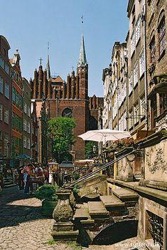 ulica Mariacka, Poland