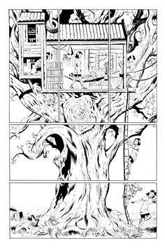 Preview: The Witching Hour #1, Page 1 of 3 - Comic Book Resources