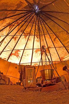 4 Wind Teepee by South Dakota2010, via Flickr