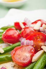Fat Flush Recipe: Tomato and Green Bean Salad