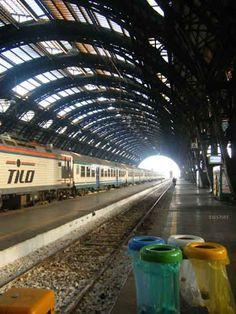 stazione centrale milano 2009 architettura - foto susner