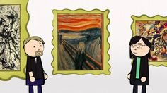Expressionism Learn about artists Jackson Pollock and Max Beckmann and theorist Leo Tolstoy in this animation discussing the complex theory of Expressionism. Created for t...