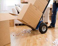 Our team of friendly movers are all trained & equipped to make certain your precious items are relocated safe and sound without any damages whatsoever. We use soft padded blankets to ensure no scratches.