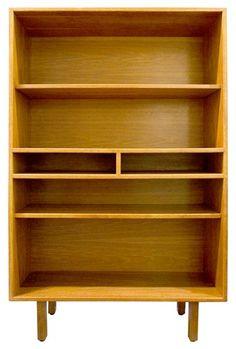 Jens Risom, Jens Risom Design, Inc.: Jens Risom Bookcase | VandM.com