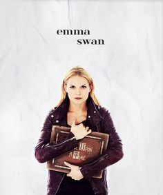 Emma Swan (Jennifer Morrison) from Once Upon a Time Best Tv Shows, Best Shows Ever, Ouat, Happy Fun, Are You Happy, Once Upon A Time, Snow White Prince, Between Two Worlds, Hook And Emma