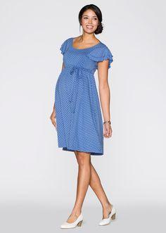 Slavnostní těhotenské šaty s puntíky • 629.0 Kč • bonprix