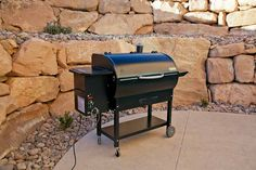 Camp Chef SmokePro LUX Pellet Grill PG36LUX Click to see our Unbeatable Price! Newest and largest Pellet Grill & Smoker. Designed for the home griller, built-in features simplify the process of smoking. Take the guesswork out of smoking/grilling. Features range from digital smoker controls to dual temp sensors. Discover the secret of award winning BBQ, low and slow smoking. Extra large grilling area you will be ready to grill for all your family and friends