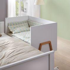 Lit bébé plexiglas design • Lit bébé scandinave Happy • Jurassien