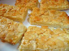 Tarta de mantequilla y almendras `ratzfatz` - Kuchen - Citrus Recipes, Tart Recipes, Easy Cake Recipes, Cupcake Recipes, Dessert Recipes, Food Cakes, Easy Smoothie Recipes, Almond Cakes, Ice Cream Recipes