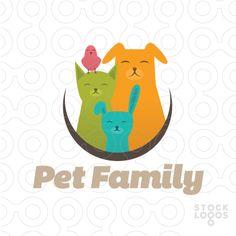 Logo: Pet Family