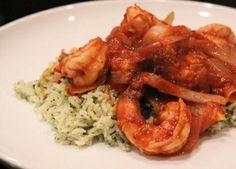 Recetas - CAMARONES EN CHIPOTLE - La primera red social de comida mexicana