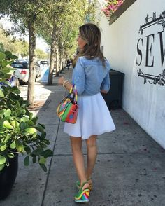 Summer chic  @bycamelia