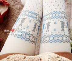 cute bunny tights ¥ 36.00 one-to-one.taobao