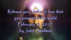 Jesus - Release your masks of fear that you present to the world