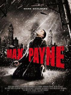 Max Payne - Poster / Capa / Cartaz - Oficial 1