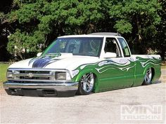 260 Best Chevy S10 Amp Gmc S15 Pickups Images Chevy