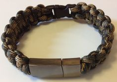 Hey, I found this really awesome Etsy listing at http://www.etsy.com/listing/155987059/survivor-bracelet-with-8gb-usb-drive-the