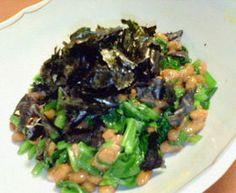 Natto Spinach