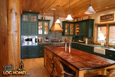 Kitchen cabinet colors 2018 are truly attractive with distinctive paint colors to create beautiful kitchen cabinets according to 2018 kitchen design trends. Repainting Kitchen Cabinets, Green Kitchen Cabinets, Kitchen Cabinet Colors, Kitchen Paint, New Kitchen, Rustic Cabinets, Yellow Cabinets, Cabinet Refinishing, Oak Cabinets