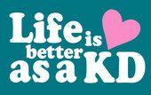 life is better as a kd #sorority #kd