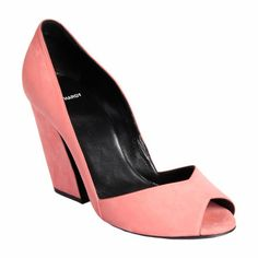 Pierre Hardy Peep Toe A-Line Pump Sale up to 70% off at Barneyswarehouse.com