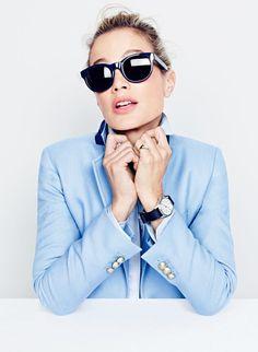 J.Crew women's Sam sunglasses.