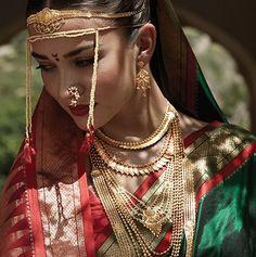 Maharashtrian bride'