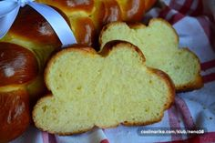 Profesionálna vianočka ako na to Slovak Recipes, Czech Recipes, Bread Recipes, Baking Recipes, Ethnic Recipes, Bread And Pastries, Sweet And Salty, Sweet Desserts, Sweet Bread