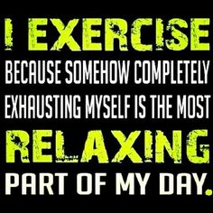 Training is the most relaxing part of my day. https://www.facebook.com/groups/t2coaching/ #health #fitness #sport