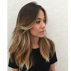 E se você ama cabelão comprido, pode exercitar a Gisele que existe dentro de você. | 15 imagens que vão te fazer repensar as luzes capilares
