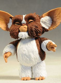 Gremlins Mogwai Haskins, Stripe action figures by NECA
