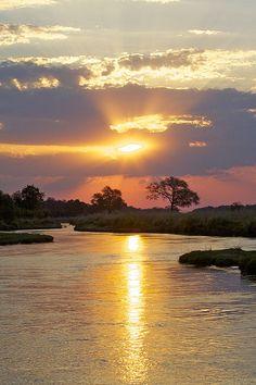 Zambezi River, Rhodesia