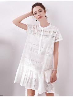 #AdoreWe Few Moda, Minimalistic Fashion Brands Online - Designer Few Moda Cut Out Mini Dress DR1202 - AdoreWe.com