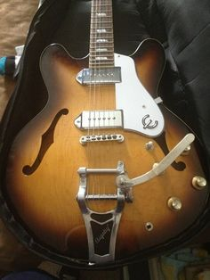 Limited Edition Epiphone Casino with Bigsby