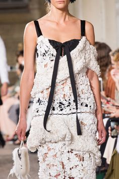 Proenza Schouler at Paris Spring 2018 (Details)