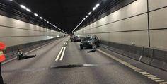 Bron stängd  jätteövningen igång - 24malmö.se