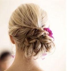 Berlin Hair Baby: Bridesmaid Hair Tutorial featuring Bohemian Rope Twist!