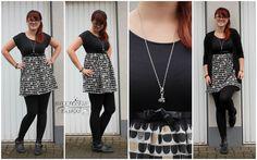 enemenemeins Kleid by #mademoisellepolkadot