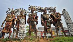 Pontianak siapkan destinasi unggulan, Khatulistiwa Park