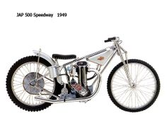 1949 JAP 500 Speedway