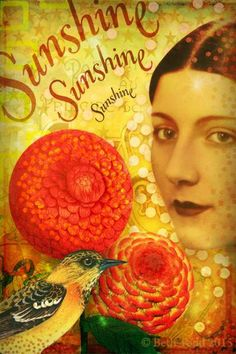 'Sunshine' © Beth Todd 2015 All Rights Reserved Created with Tumble Fish Studio's; 'Nitty Gritty Neighborhood', 'Shades of Yellow & Orange', 'Journaling Pieces#2','Confetti Overlays'  http://www.mischiefcircus.com/shop/manufacturers.php?manufacturerid=29