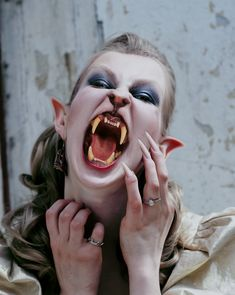 Cat #halloween #makeup #sfx #effects